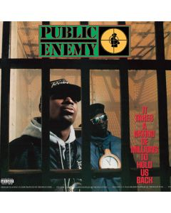 Public Enemy - It take a nation of millions to hold us back