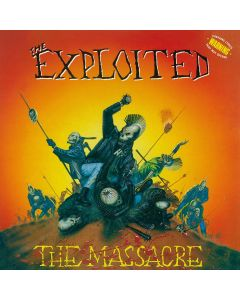 The Exploited - The massacre